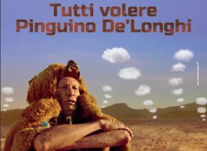 """Al via l'adv """"Tutti volere Pinguino De'Longhi"""""""