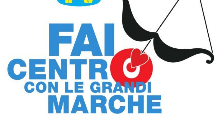 """brand new 5f434 4a78f Tv Sorrisi e Canzoni lancia """"Fai centro con le grandi marche ..."""